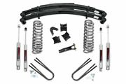 Rough Country 4 Suspension Lift Kit For 1977-1979 F-100/f-150 - 500-77-79.20