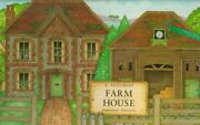 A Victorian Farm House Pop Up And Tie Back By Bateson Margaret Book The Fast