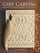 Chip Carving Geometric Patterns To Draw And Chip Out Of Wood By Tatiana Baldina