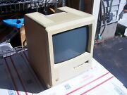 Apple Macintosh 512k M0001e Computer With Dove 1.5mb Board And Scsi