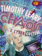 Chaos And Cyberculture By Leary, Timothy Paperback Book The Fast Free Shipping