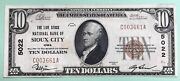 1929 10. T1 The Live Stock National Bank Of Sioux City Iowa Ia 5022