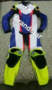 Motorbike Racing Leather Suits One Piece And Tow Piece All Size Available