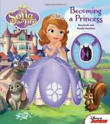 Disney Sofia The First Becoming A Princess [with Amulet Necklace],elizabeth Ben