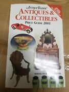 Antique Trader Antiques And Collectibles Price Guide 2001 Paperback Book