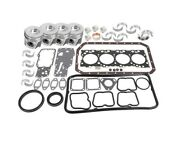 Engine Overhaul Kit For Iveco N45 Fits Ford New Holland Lm415a Telehandler