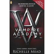 Vampire Academy Book 1 By Mead, Richelle Book The Fast Free Shipping