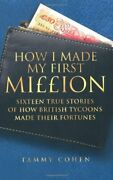How I Made My First Million By Tammy Cohen Paperback Book The Fast Free Shipping