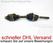 Drive Shaft Front Right Ssangyong Rexton 2.7 Xdi 123035 Km