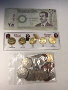 Collectible Paper Money And Coins Mixed Currencies War Era And Assorted