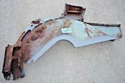 Used Oem 59 - 62 Triumph Tr3a - Tr3b Right Rear Wheel Arch And Quarter Panel G603