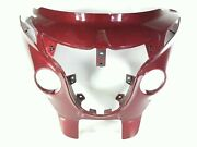17 Indian Roadmaster Chief Upper Front Headlight Fairing Cover 5439882
