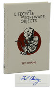 The Lifecycle Of Software Objects Ted Chiang Signed First Edition 2010 Hugo