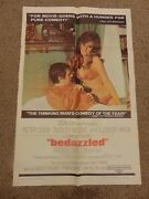 Bedazzled 1968 Peter Cook Dudley Moore Raquel Welch 27x41 Poster N7463