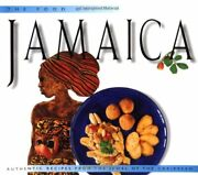 The Food Of Jamaica Foods Of The World Series By Demers John Hardback Book