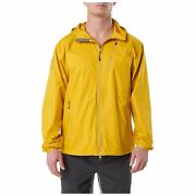 5.11 Tactical Menand039s Cascadia Windbreaker Packable Jacket Zippered Style 48339