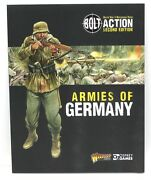 Bolt Action 401012001 Armies Of Germany [2nd Ed.] Book Wwii Army Supplement