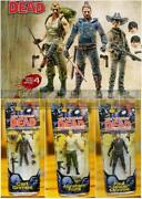 Mcfarlane Toys The Walking Dead Comic Series 4 3 Pack 5 Action Figure