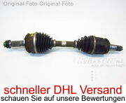 Drive Shaft Front Right Toyota Hilux Vii Pick-up 2.5 95111 Km