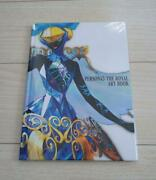 Persona 5 Art Book Only The Royal Straight Flash Edition Special Box Ps4 Play