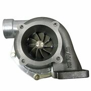 Cxracing Gt30 Gt3082r Ball Bearing Turbo Charger T3 4 Bolt 0.70 0.63 A/r