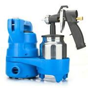 650w Electric Paint Sprayer Gun Painter Painting House Wagner Airless Blue Black