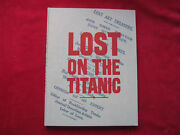 Rare Jeweled Book Lost On The Titanic Sinking