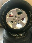 Ford F150 New Take Off Factory Oem Wheels/tires 255/75/r17