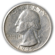 1935-s Washington Quarter Great Deals From The Executive Coin Company - Bbqw2063