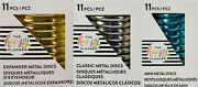 Me And My Big Ideas Happy Planner Metal Discs Expander Classic Mini - You Choose