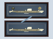 Personalized Guppy Iii Class Submarine Cutaway Museum Quality Your Choice