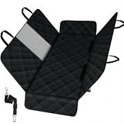 Car Seat Covers Back Seat Mesh Window Pet Puppy Dog Backseat Cover Car Truck Suv