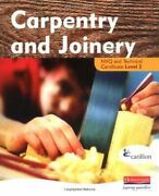 Carpentry And Joinery Nvq Level 2 Paperback Book The Fast Free Shipping