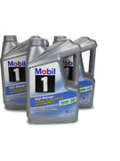Mobil 1 Motor Oil - High Mileage - 0w30 - Synthetic - 5 Qt - Set Of 3 120770