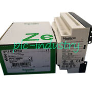 New Schneider Sr3b261bd Logic Controller Real Time Clock With Display Panel