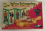 Mpc The Beatles Yellow Submarine Model Kit 1968 Built And Painted Project