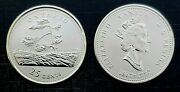 1992 Canada 125th Ontario 25 Cents Proof Like Quarter