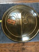 Cimmerian Shield By Museum Conan The Barbarian Bronze New Unused Antique Gift