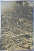 Wwi German Rppc Postcard Remains 27th Infantry Division Army Panzer Tank Germany