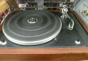 Victor Belt Drive Jl-b33h 1973 Record Player With No Resonance And No Vibration