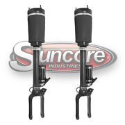 2010-2012 Mercedes Gl350 X164 Front Airmatic Suspension Air Struts With Ads