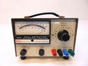Keithley Instruments 155 Null Detector Microvoltmeter S4586