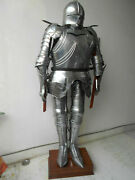 Medieval Knight Suit Of Armor Gothic Full Body Armour Combat Armor Suit