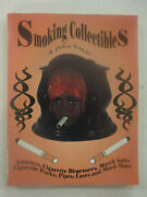 Smoking Collectibles A Price Guide By Neil Wood Ashtrays Pipes Match Safes