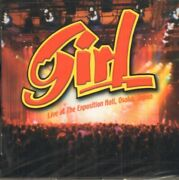 Girlcd Albumlive At The Exposition Hall Osaka Japan-receiver-rrcd 3-new