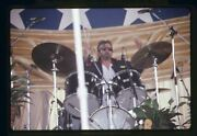 Ringo Starr Playing Drums In Concert Beatles Legend Original 35mm Transparency