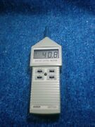 Vernier Software And Technologyand039s Commercial Sound Level Meter T-492
