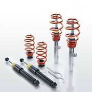 Eibach Pro-street S Coilovers For Ford Usa Mustang Convertible Mustang Coupe Pss