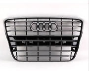 Audi A8 4h Front Bumper Radiator Grille 4h0853651h T94 New Genuine