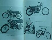 Motorcycles - Buyerand039s And Riderand039s Guide 1974 Book